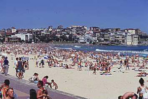 Bondi Beach, Coo-ee Picture Library