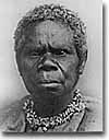 Truganini (JW Beattie photo, courtesy National Library of Australia)